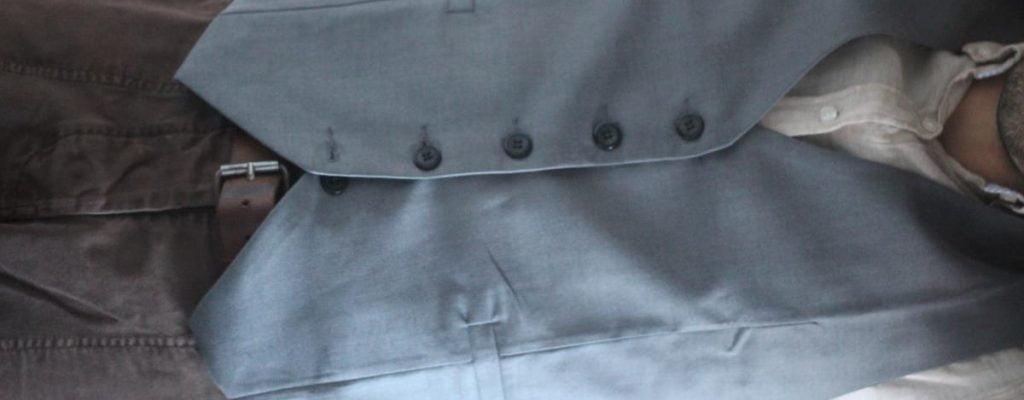 Comment combiner gilet de costume et cravate