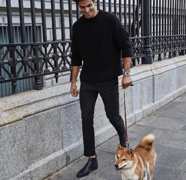 Mode sans chaussettes