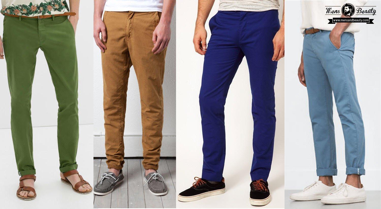 essentials hommes printemps pantalons d