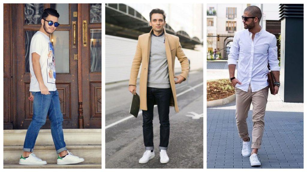 Guide de style pour frapper les chaussures pour hommes blancs
