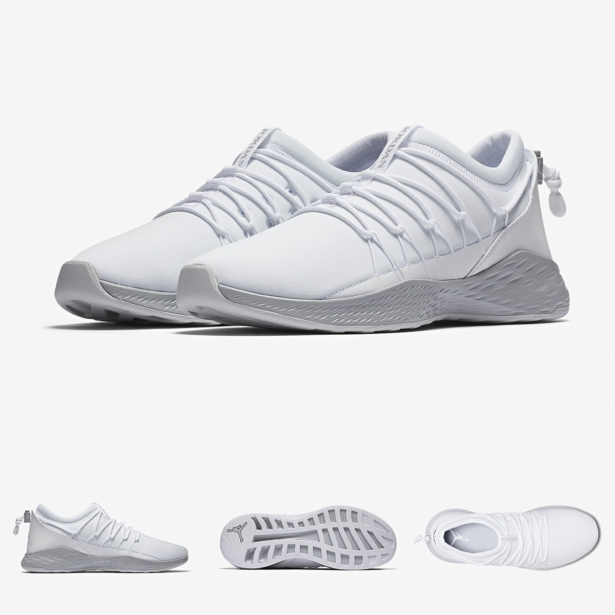 chaussures blanches pour hommes